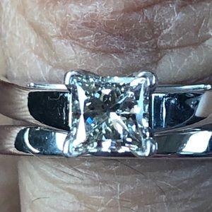 Diamond Solitaire 3/4ct IGI Certified